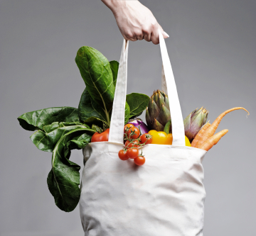 My fight to bring my own reusable shopping bag | OnePartSunshine.com