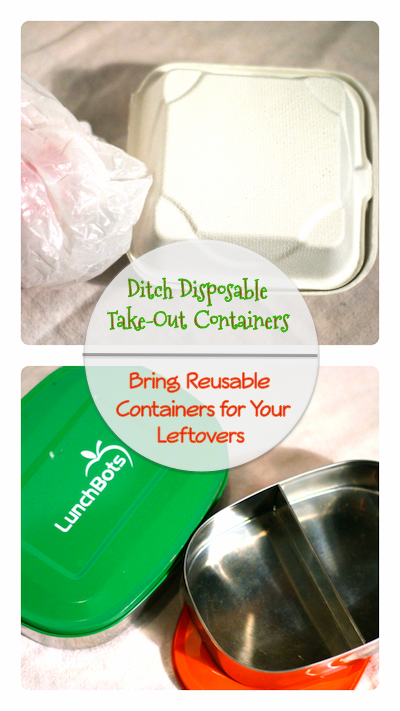Good Deed - Reusable Take-Out Containers | OnePartSunshine.com