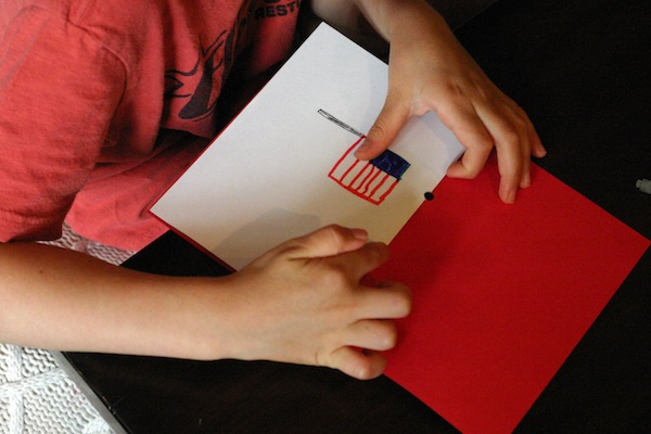 Good Deed - Personal letters to the troops for Memorial Day | OnePartSunshine.com
