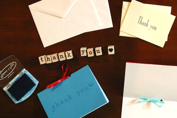 Good Deed - Thank you letters to the troops for Memorial Day | OnePartSunshine.com