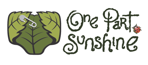 One Part Sunshine - your guide to growing green kids